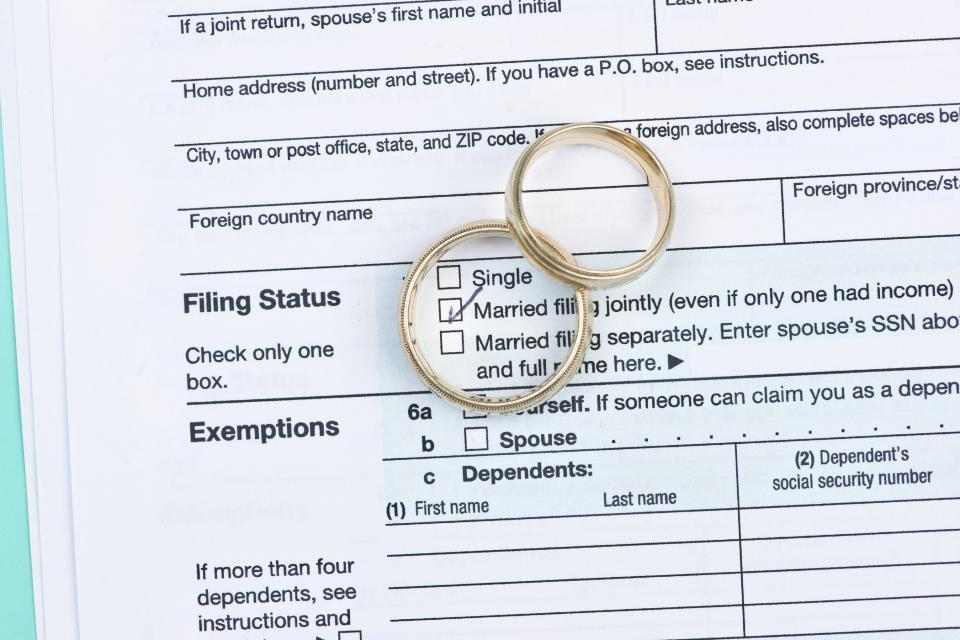 denver pro tax newlywed tax tips